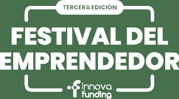 Logo FestivalDelEmprendedor Tercera edicion